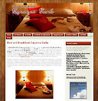 Bed & Breakfast Capanna Carla